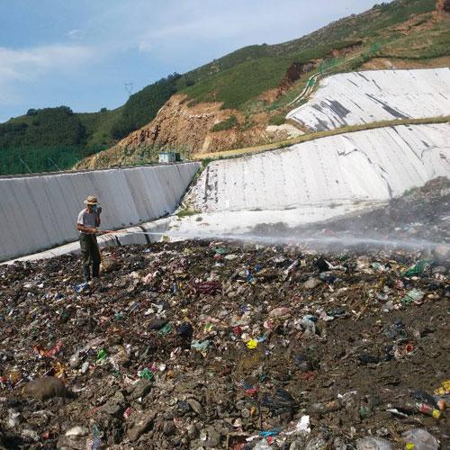 盖州市生活垃圾处理场