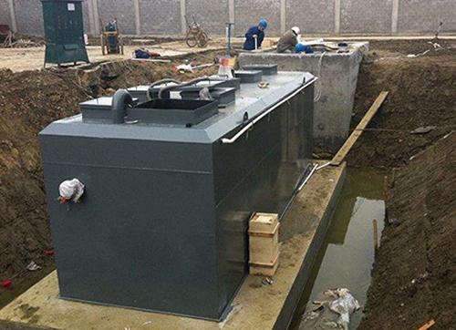 养猪废水安装调试